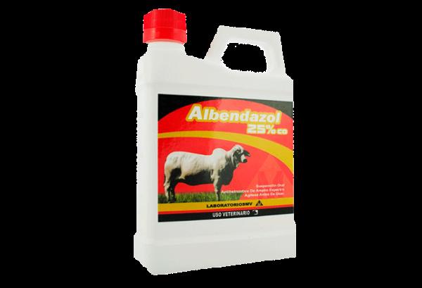Albendazol-500-1000-2000