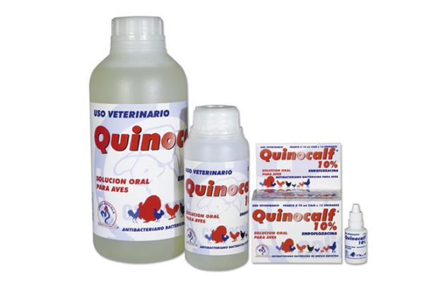 Quinocalf-10%
