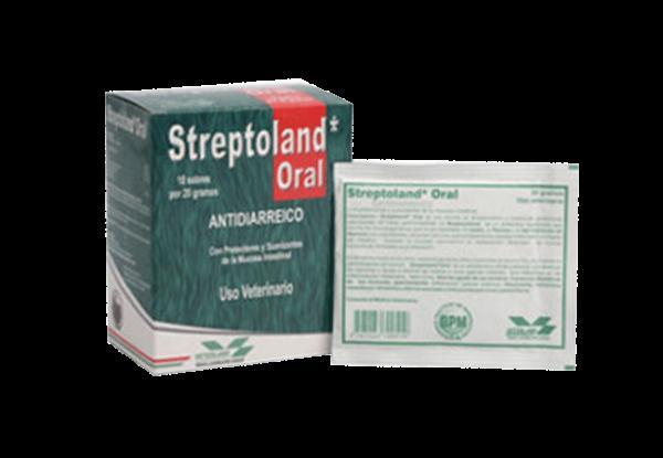 Streptoland-Oral